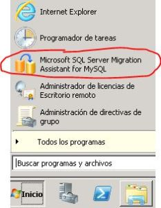 Microsoft SQL Server Migration